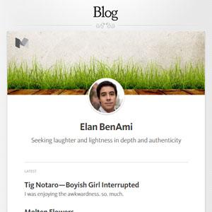 Elan Media  Blog
